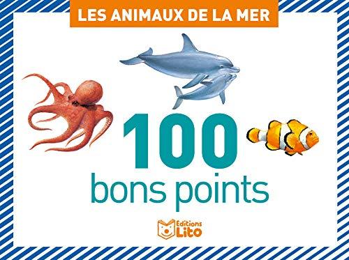 Boîtes de 100 bons points: Les animaux de la mer - Dès 5 ans