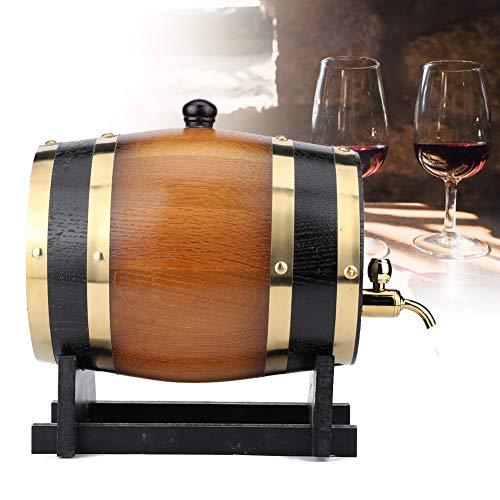 Eiken vat, grote capaciteit biervat wijnvaten houten vaten houten vat, coffeeshop thuis whiskyvaten