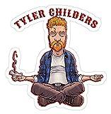 Tyler Childers Decal Sticker - Peel and Stick Sticker Graphic - Vinyl Decal