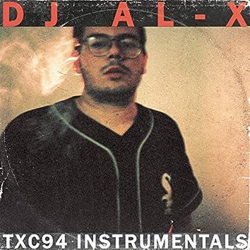 TXC94 (feat. Terror X Crew) [Instrumentals]