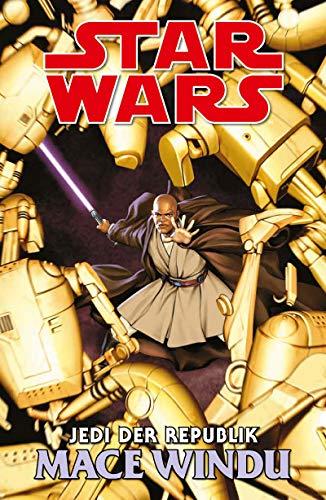 Star Wars Comics: Jedi der Republik - Mace Windu
