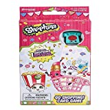 Pressman Toy Shopkins Go Shopping Card Game with Exclusive Shopkins Figure by
