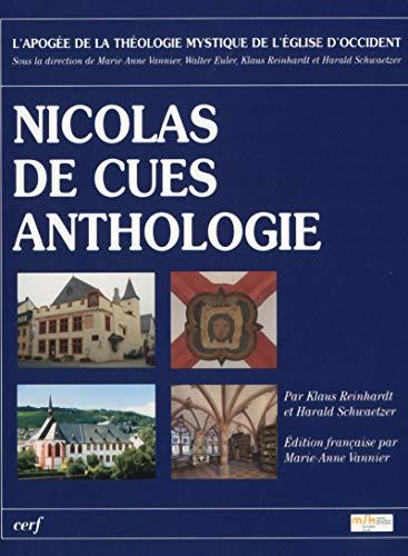 Nicolas de Cues –- Anthologie