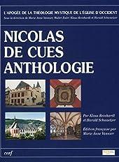 Nicolas de Cues –- Anthologie de Harald Schwaetzer