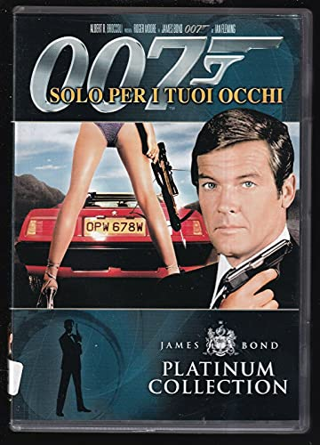 EBOND 007 Solo Per i Tuoi Occhi DVD