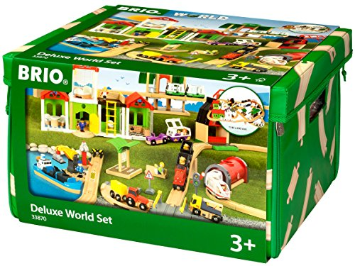 BRIO World 33870 - World Set Deluxe
