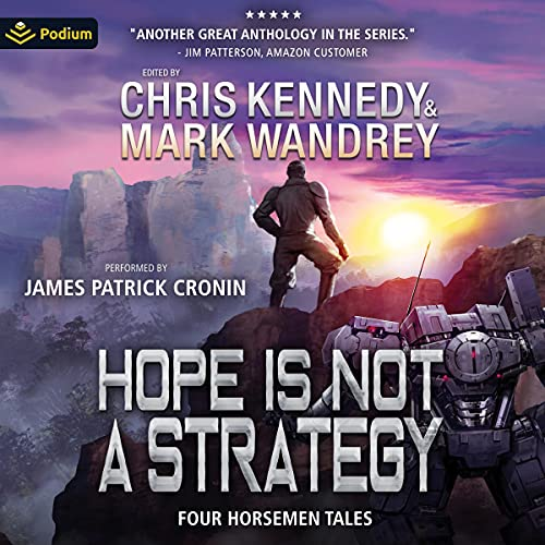 Hope Is Not a Strategy cover art