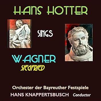 Hans Hotter sings Wagner