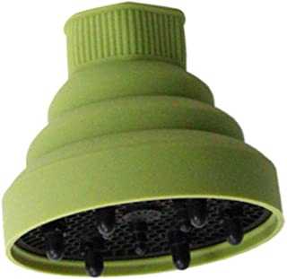 Rekkle Silicona Plegable Universal del Ventilador Cubierta de Pelo del salón Secador de Pelo Rizado Plegable Secador de Pelo Plegable difusor de la Capilla