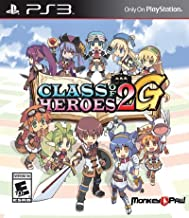 $39 » Class Of Heroes 2G - PS3