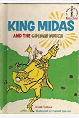 KING MIDAS GOLD TOUCH B54 Hardcover