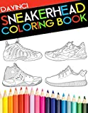Sneakerhead Coloring book basket ball shoes Nov, 2020
