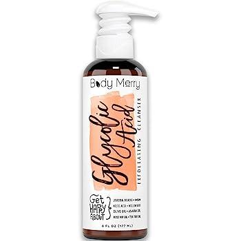 Body Merry Glycolic Acid Exfoliating Cleanser