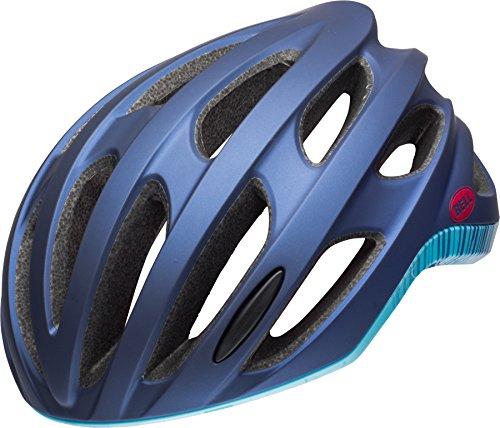 Casco de ciclismo Bell Nala MIPS, Matt / Gloss Navy / Sky, Pequeño (52-56 cm)