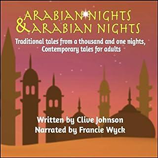 Arabian Nights & Arabian Nights audiobook cover art