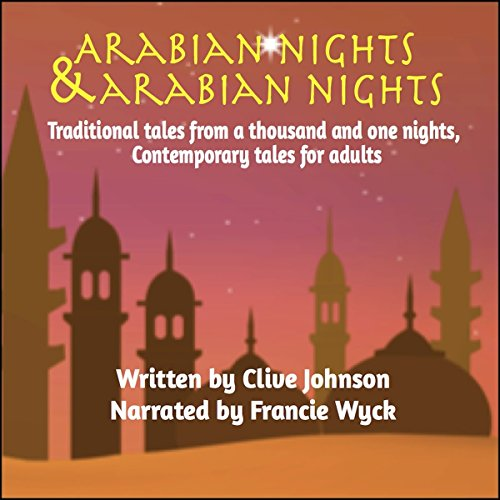 Arabian Nights & Arabian Nights audiobook cover art