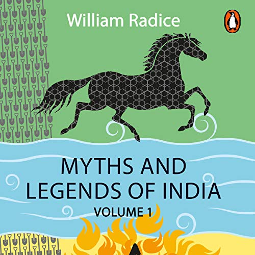 Myths and Legends of India Vol. 1 cover art