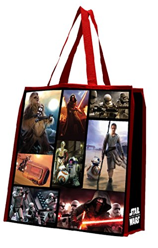 Star Wars Episode VII Large Recycled Shopper Tote