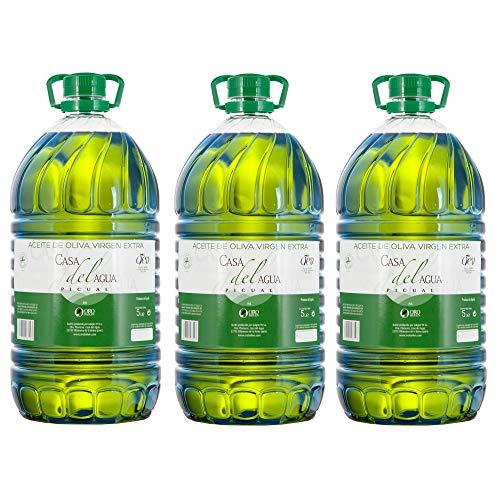 Natives Olivenöl Extra - Oro Bailen - Casa del Agua - Karaffe 5 Liter wirtschaftlich Format ( 5l )