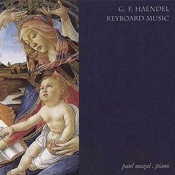 G. F. Haendel Keyboard Music