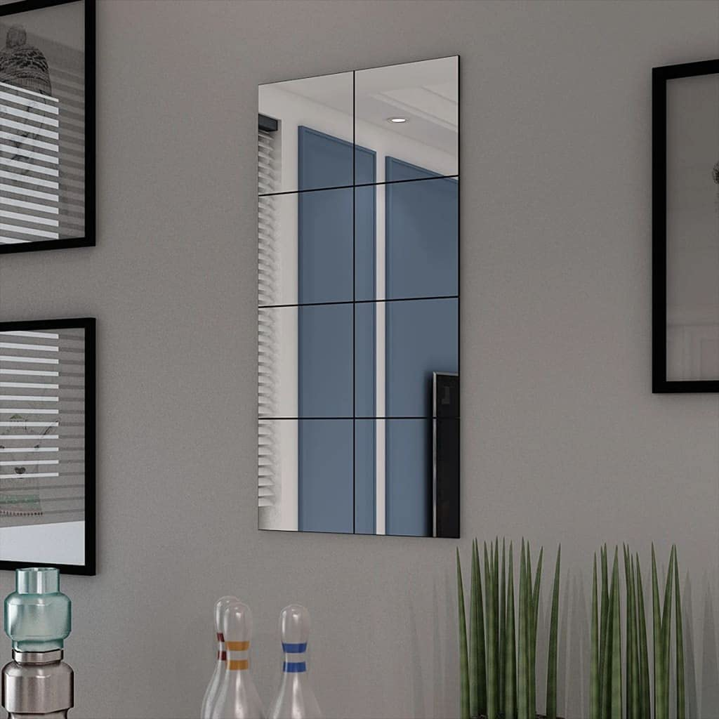 Frameless Design Wall-Mounted Industry No. 1 Makeup Mirror All items in the store Mirrors