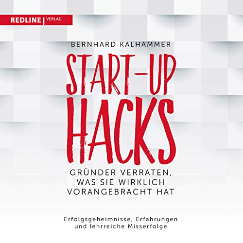 Start-up Hacks Titelbild