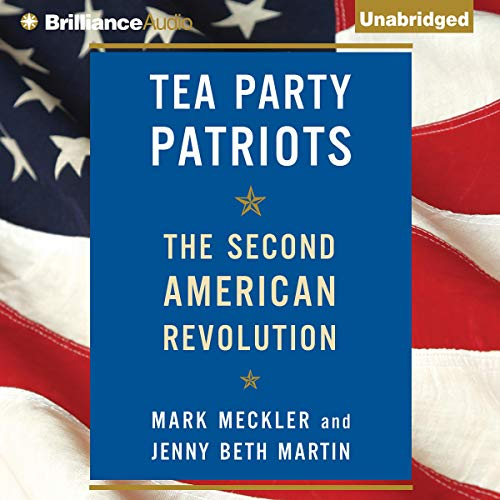 Tea Party Patriots  By  cover art