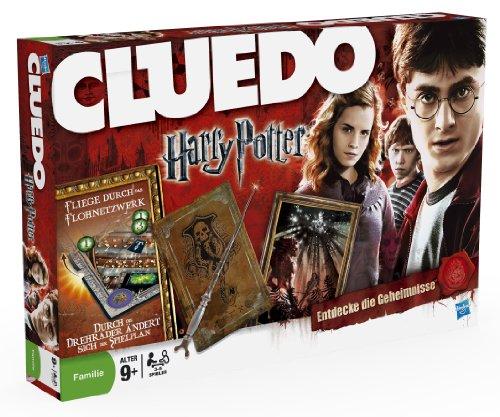 Hasbro 31148100 - Cluedo Harry Potter