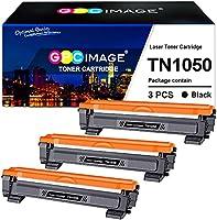 GPC Image TN1050 Cartuccia toner compatibile per Brother TN-1050 TN 1050 per Brother DCP-1510 DCP-1512 DCP-1612W...