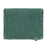Linen & Cotton Kissenbezug Kissenhülle Dekorative Einfarbig Enzo - 48% Leinen, 52% Baumwolle,...