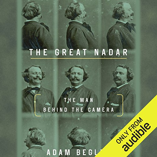 The Great Nadar audiobook cover art