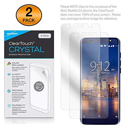 NUU Mobile G3 Screen Protector, BoxWave
