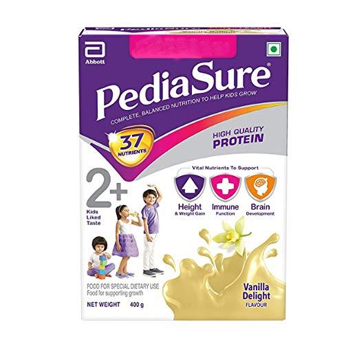 PediaSure Vanilla Delight - 400 g Refill Pack