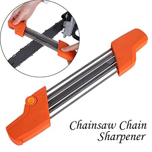 BGTOOL kettingzaag slijpset zaagketting slijper 200x4.0m- Blade Grinder speciale duurzame corrosiebestendige snelle steen slijpen gereedschap universeel