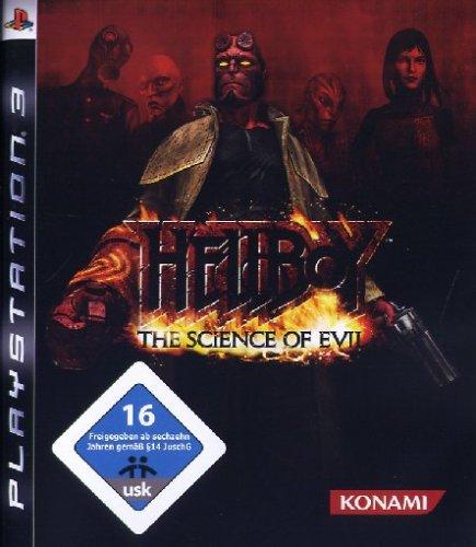 Hellboy: The Science of Evil [Importación alemana]