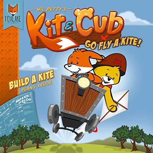Kit & Cub: Go fly a kite! ebook (English Edition)