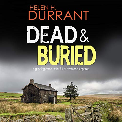Dead & Buried audiobook cover art