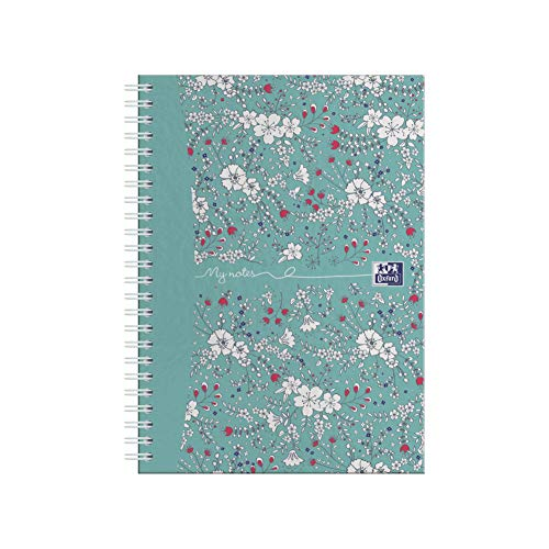 Oxford Floral, A5 Notebook Hardc...