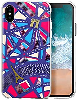 LAUT Nomad iPhone X Case - Paris