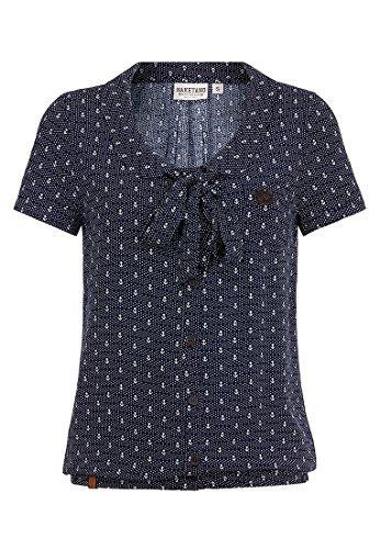 Naketano Damen T-Shirt Rumvögelchen VI T-Shirt