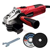 Toolman Variable Speed Angle Grinder 7' 12A for Heavy Duty DB5009