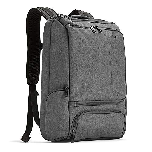 eBags Professional Slim Laptop Backpack for Travel, School & Business - Fits 17' Laptop -...