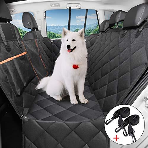 Transportar y Viaje Arkmiido Cubierta Asiento Coche Perro,Funda Coche Perro ,Universal para SUV Cami/ón