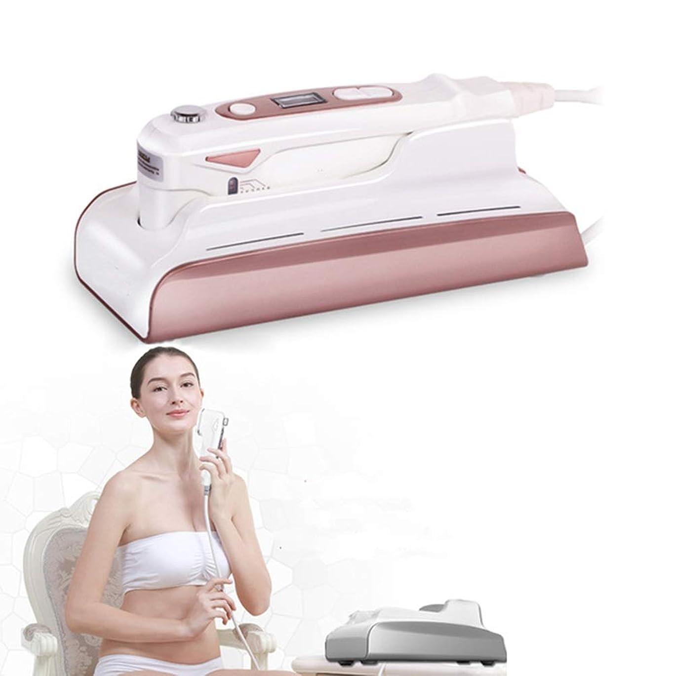 スプーン感謝スポット反老化の表面持ち上がることのための顔機械EMSスキンケア装置はしわの取り外しをきつく締めます