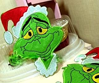 Best grinch sew on patch Reviews