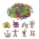 AdiChai Mega Jumbo Pack of Multi Coloured Educational Building Blocks Smart Stick