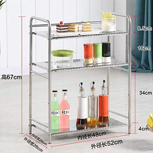 Estante cocina Rack almacenamiento mostrador Rack