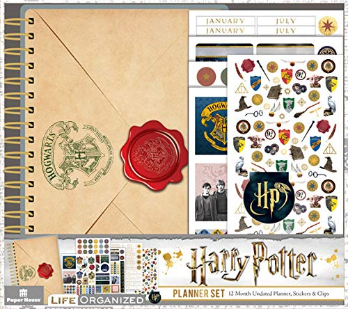 Pegatina Harry Potter marca Paper House Productions