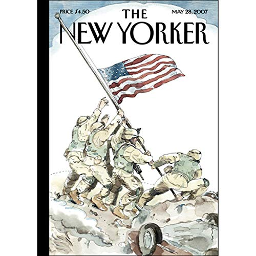 The New Yorker (May 28, 2007)  cover art