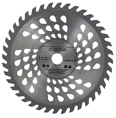 Hoja de alta calidad para sierra circular de 160 x 20 mm, 40 dientes.